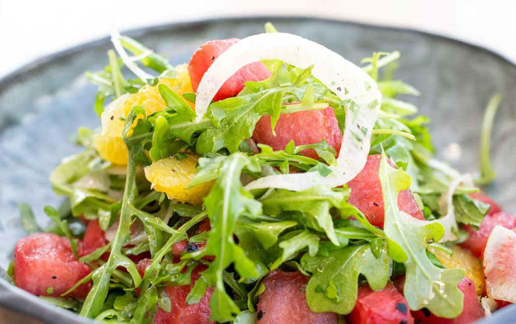 Wharf One Watermelon Salad